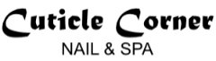 Cuticle Corner Nail and Spa Logo